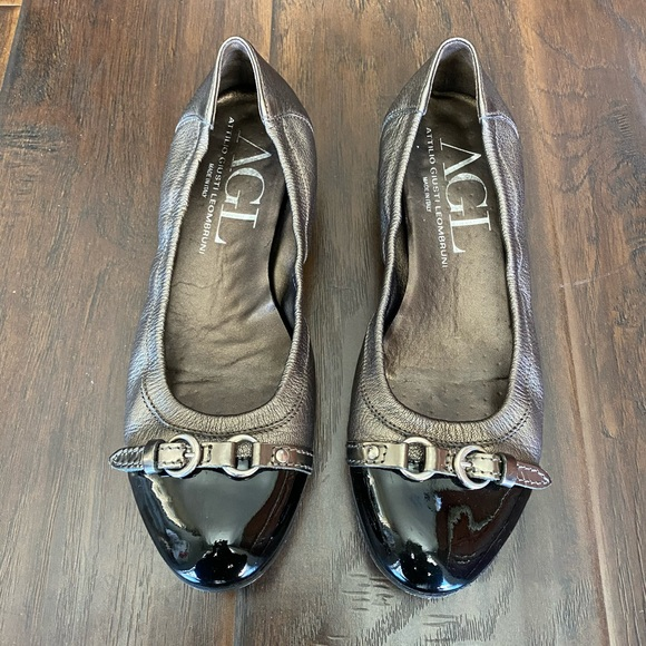 Agl Shoes | Made In Italy Womens Flat